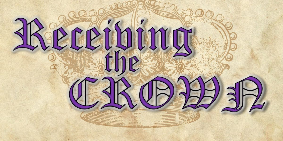Receiving the Crown (James 1:12)