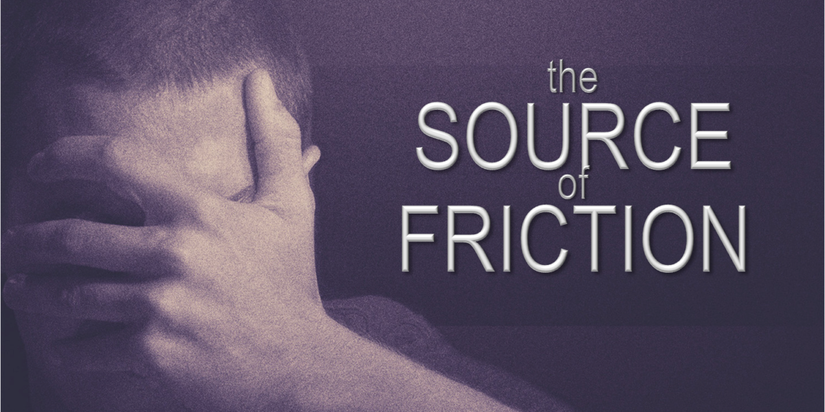 The Source of Conflict (James 4:1-5)