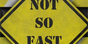 Not So Fast (Ecclesiastes 5:1-7)