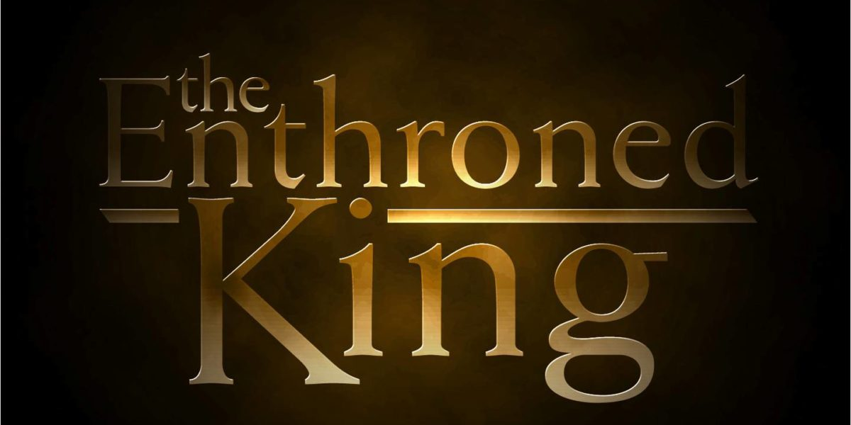 The Enthroned King (Isaiah 9:7)